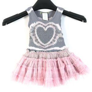 Little Mass baby girl dress